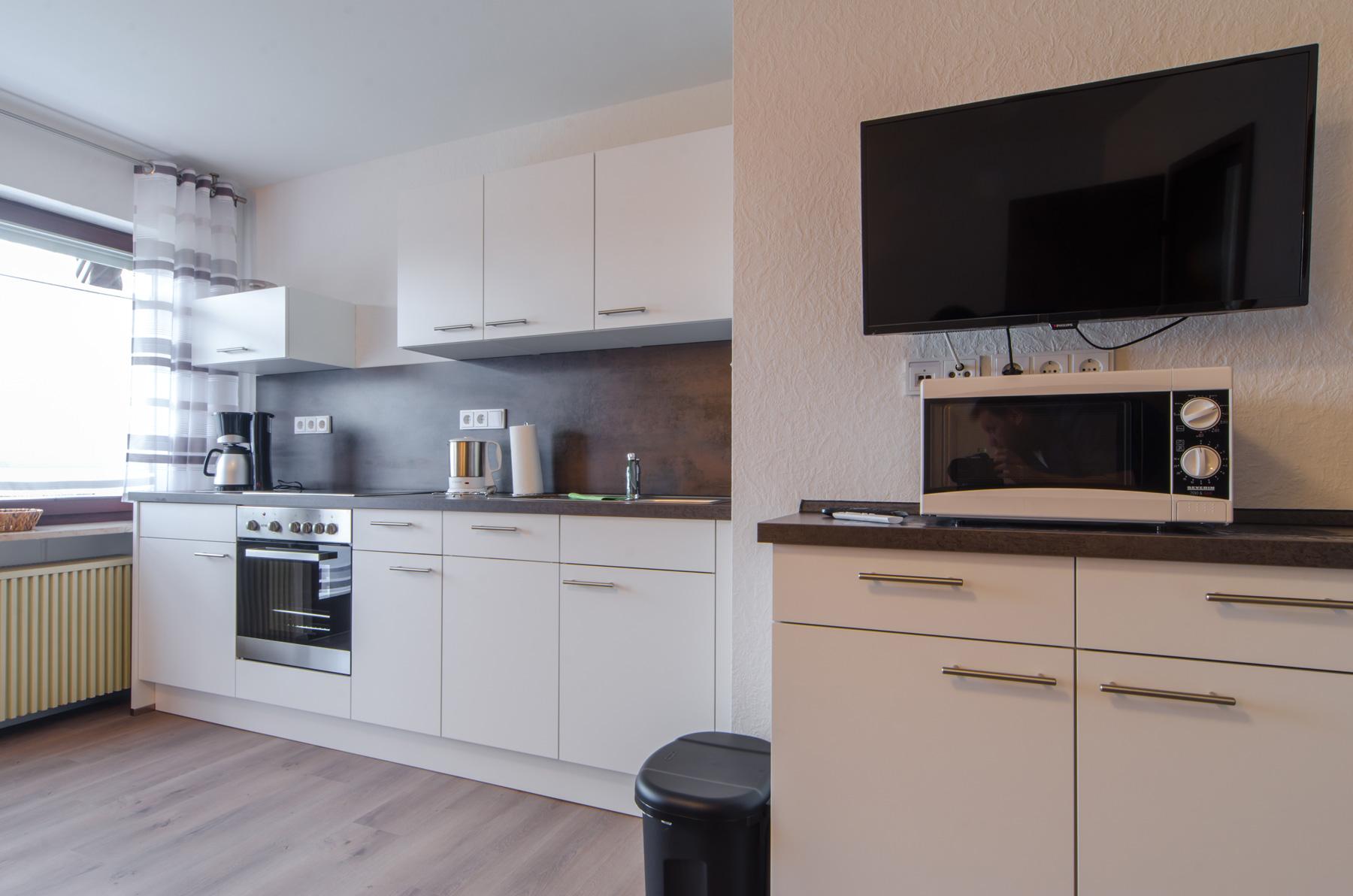 Küchenzeile Zimmer 2