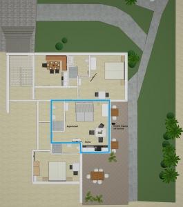 Plan Appartement